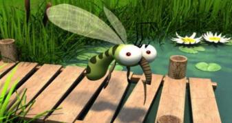 війна з комарами