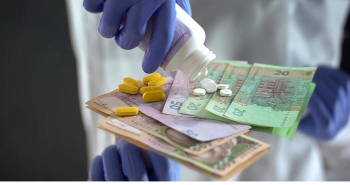 Гроші заклади охорони здоров'я отримують за надані пацієнтам послуги