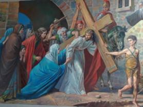 Фреска у Петро-Павлівському храмі