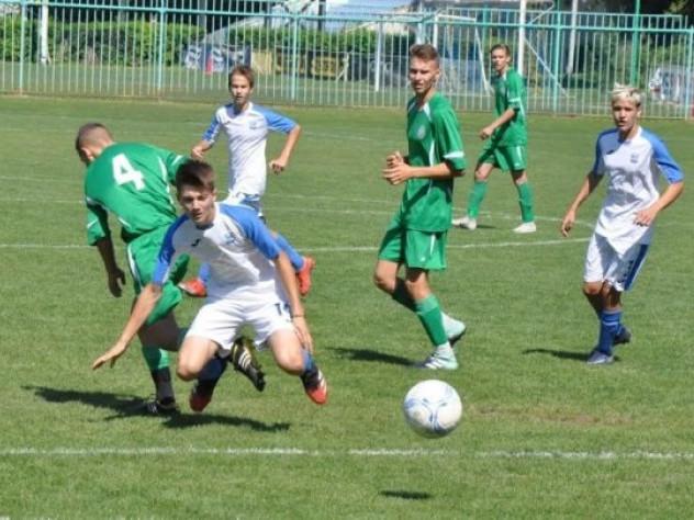 Чемпіонат України з футболу серед юнаків