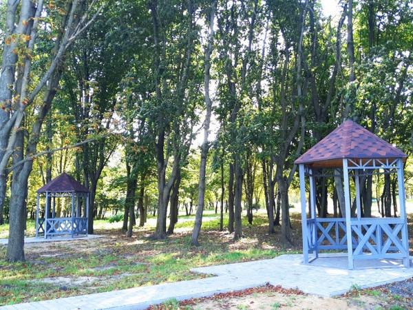Парк у Володимирці