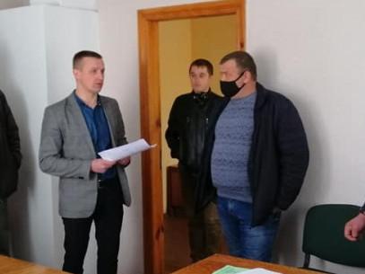 Богдан Квачук (ліворуч), Олександр Герман (праворуч)