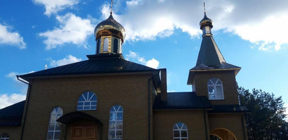 Храм у селі Млинок почали будувати ще у 2011 році